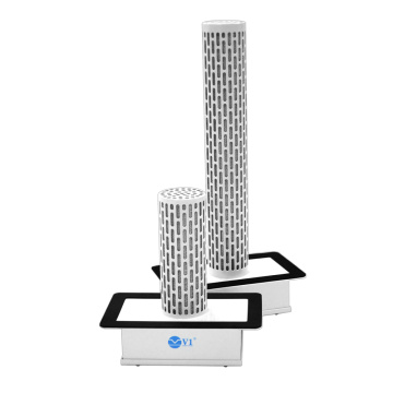 Hvac duct photocatalyst air filter uvc