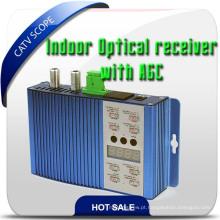 FTTH Receptor óptico de fibra óptica