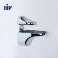 Custom metal hardware parts Glass Shelf Bracket - Zinc Alloy