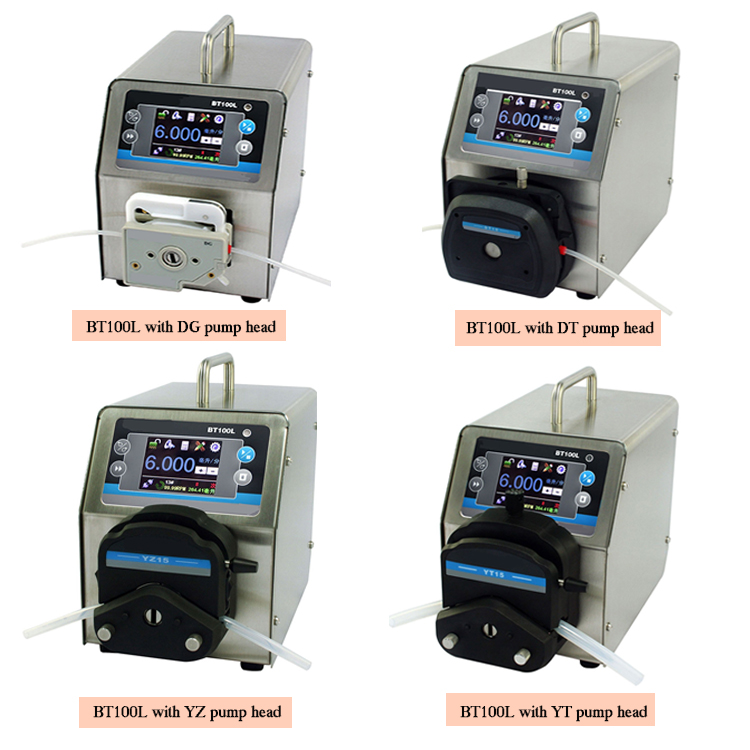 medical peristaltic pump