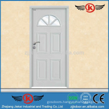 JK-SW9001 main steel wooden door design