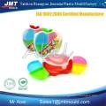 moldes de injeção plástica caso comida recipiente molde