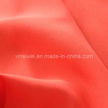 Poly Tissu / Spandex Mousseline / Tissu double couche pour fille Tissus décontractés