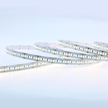 2835SMD 240led striscia led bianca calda 24V