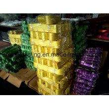 Europäischer Markt-Gurtband-Riemen / flaches Gurtband-anhebende Riemen- / flache Augen-Gurtband-Riemen