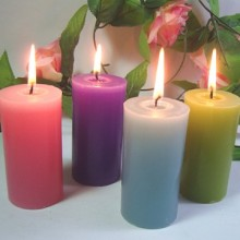 Scented Candle Wax Scented Candle Sets