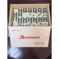 Double 9 Dominoes Set