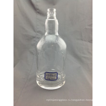 700 мл 750 мл Super Flint Материал Brandy Wine Стеклянная бутылка с пробками