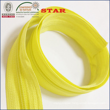 Roll Long Chain Nylon Zipper