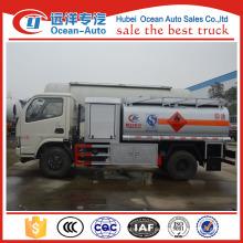 Dongfeng 5500liter Kleinlasttank LKW, Öltank Tank LKW, Öl LKW zum Verkauf