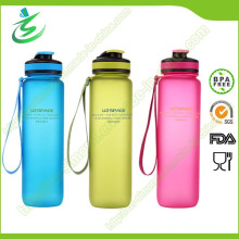 650ml Tritan Water Bottle with Matte Finish Effect