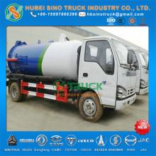 ISUZU 5000L Vacuum Sewer Suction Truck