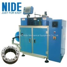 Inner stator insulation paper inserting machine