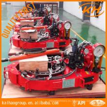 API TQ340-35Y Caja hidráulica Tong para perforación de pozos