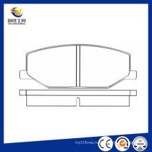 Горячие китайские тормозные колодки высокого качества 5511080000