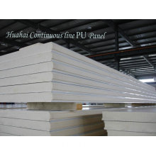 Freezer PU Heat Insulation Panel