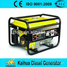 Family use 5 KW Honda/Yamaha open type generator set