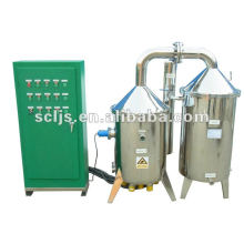 Electrical laboratory water distiller