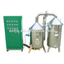 Destilador elétrico de água de laboratório