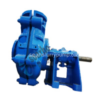 SMAH250-ST Heavy Duty Slurry Pump