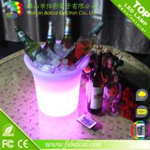 16 mudança de cor balde de gelo LED Bcr-919b