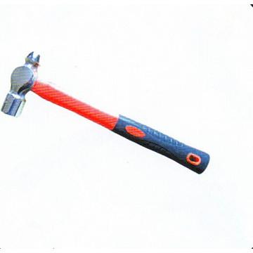 Bal L Pein marteau avec Manche plastique-enduit (SD085)