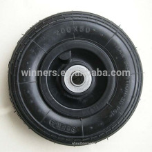 """Roda de pneu de borracha pneumática pequena de 200x50mm 8 """""""