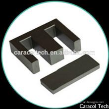 Mn-zinc Flyback Ferrite EI 28Transformer Iron Core for Transformer
