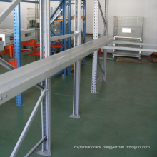 Heavy duty Drive-in Racking Pallet Rack System Storage shelf