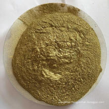 Gold bronze powder for paint