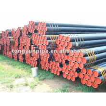good quality seamless st52 steel pipe