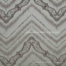 2016 Neuer populärer Polyester-Jacquard-Fenstervorhang