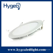 15W back lit led round panel light with CE RoHS approved