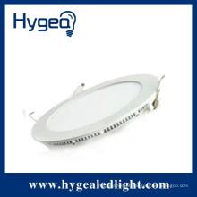 15W iluminado luz de painel redonda led com CE RoHS aprovado
