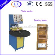 Vente chaude automatique machine de thermoscellage pour blister et clamshell
