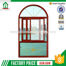 aluminum arched window factory