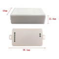 Wireless 2.4g cct adjustable rf led dimmer switch