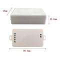 led light 2.4G Wireless CCT controller DC12V led Dual white dimmer