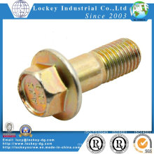 Flange Head Bolt for Machine Flange Bolt Hex Flange Bolt Flange Screw