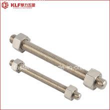 A194-B8, A193-B8 Heavy Hex Nuts & Stud Bolts
