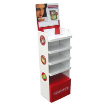 Materials Customized Multi Rack Supermarket Store Display Stand Factory Directly Price Plastic Supermaerket Display