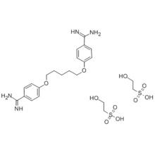 Pentamidine isethionate CAS 140-64-7