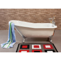 Enamel Slipper Cast Iron Bathtub