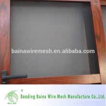 Paño de alambre tejido de acero inoxidable para cribado de ventanas