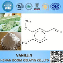 Best on sale Free sample vanillin flavoring agents for perfume