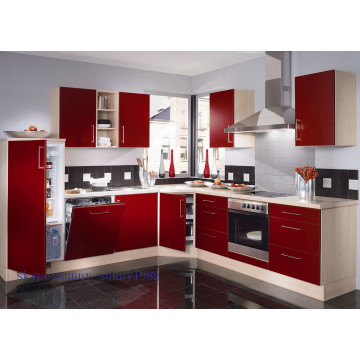 Customized Wood Cabinet for Home Kitchen Cabinets (manufacturer)