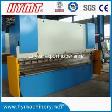 Presse plieuse hydraulique de contrôle Wc67k-63X2500 E210 et machine à cintrer les plaques