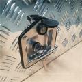 Placa de verificador de alumínio ute truck tool box