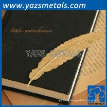 Bookmarks de plumes de la bibliothèque Harry Potter Hogwarts sur mesure