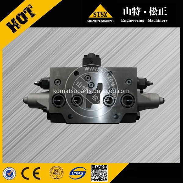 komatsu valve